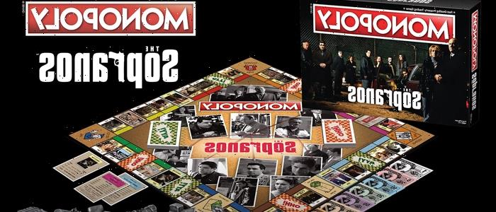 'The Sopranos' Monopoly Game is Here: Go Directly to Jail and Do Not Pass the Gabagool