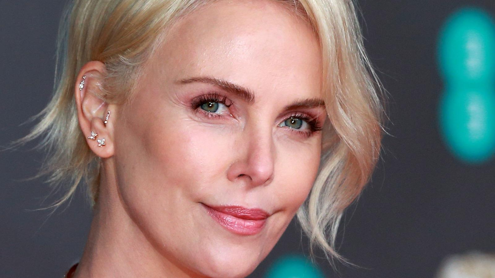 The Surprising Job Charlize Theron Had Before She Was Famous