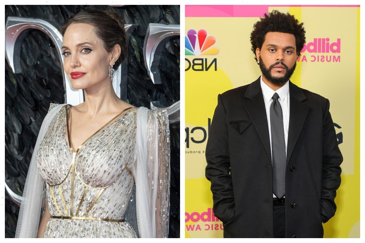 The Weeknd and Angelina Jolie: Who Has a Higher Net Worth?