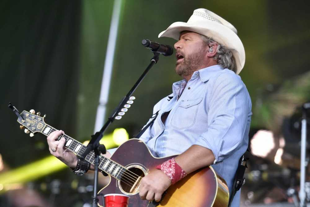 Toby Keith, Amy Grant Set for Nashville Songwriters Hall of Fame
