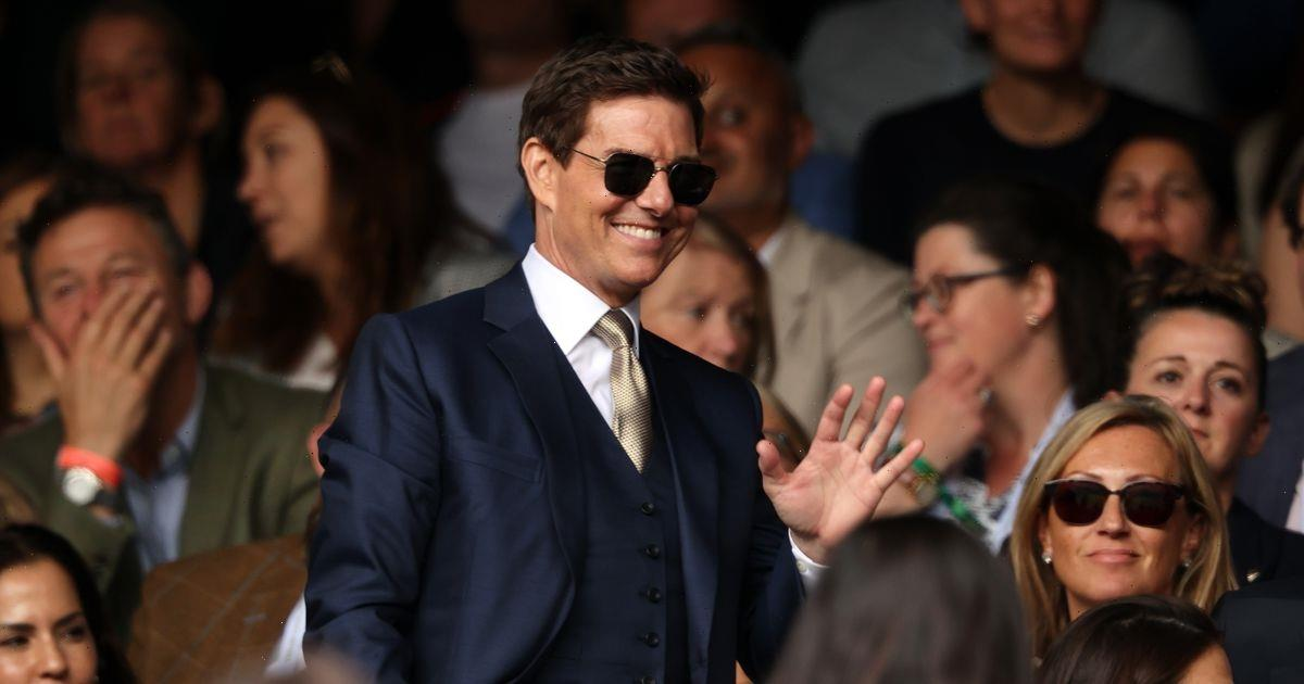 Tom Cruise takes up darts after settling into UK life for Mission Impossible 7
