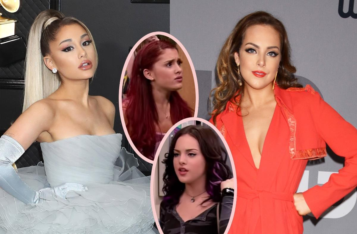 Why Ariana Grande's Victorious BFF Turned Down An Invite To Her Wedding!
