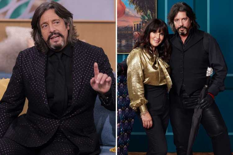 Changing Rooms' Laurence Llewellyn-Bowen shaken by 'extraordinarily bad' reaction to new home makeovers