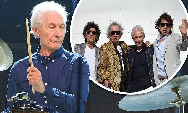 Charlie Watts dies aged 80: Stars pay tribute to Rolling Stones rocker