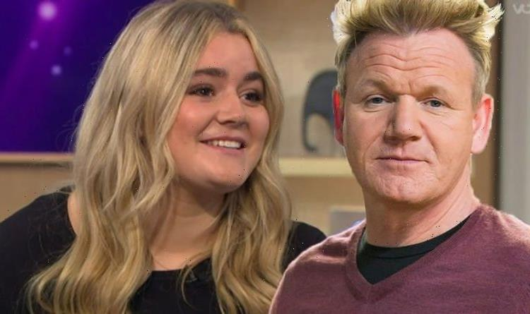 'Don't date those dancers' Gordon Ramsay issues warning to Tilly as she joins Strictly