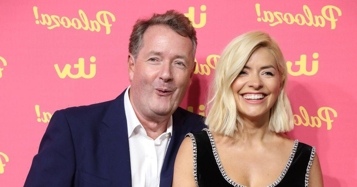 Holly Willoughby savaged Piers Morgan after he suggested working together on GMB