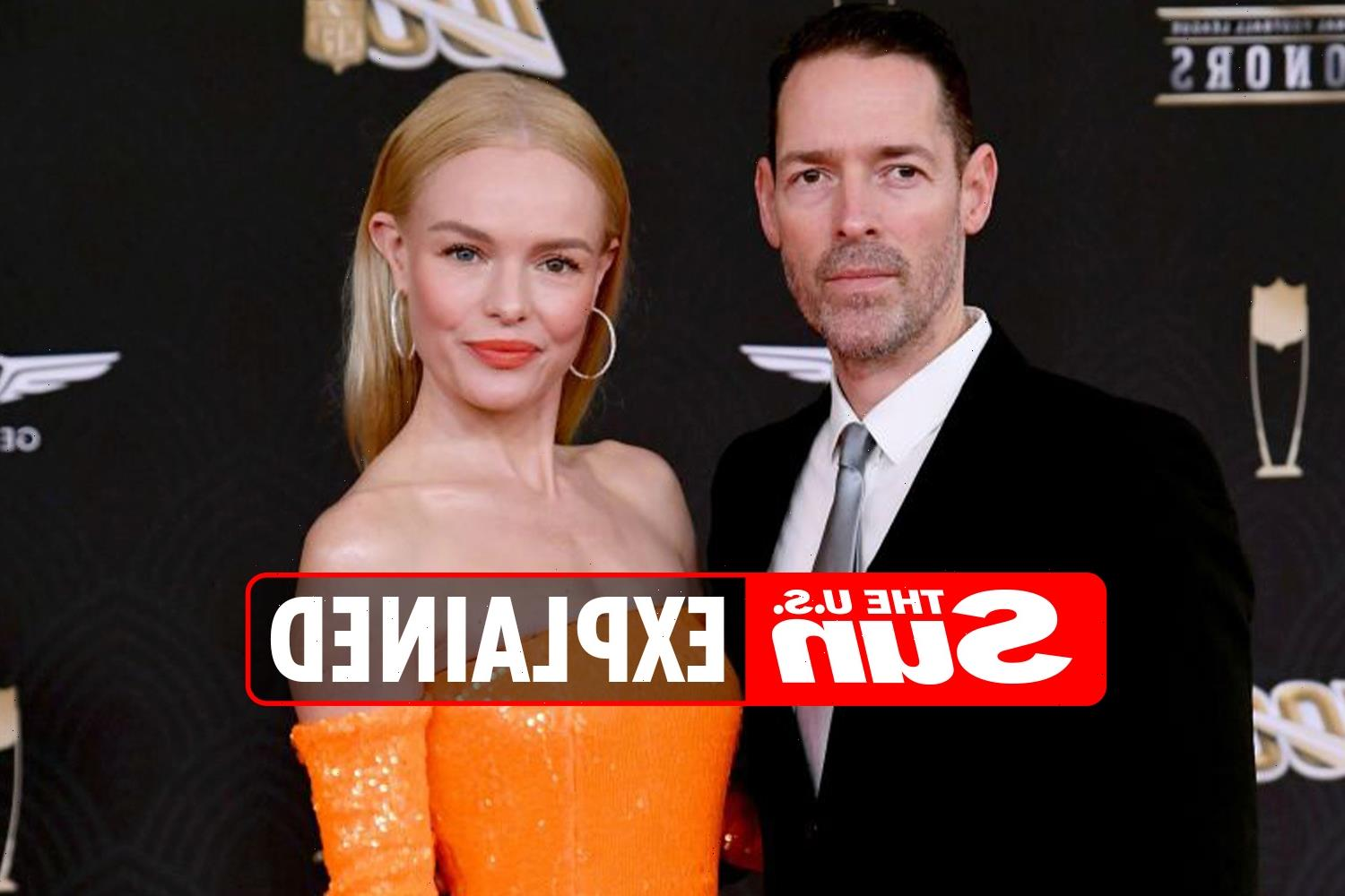 How long were Kate Bosworth and Michael Polish married?