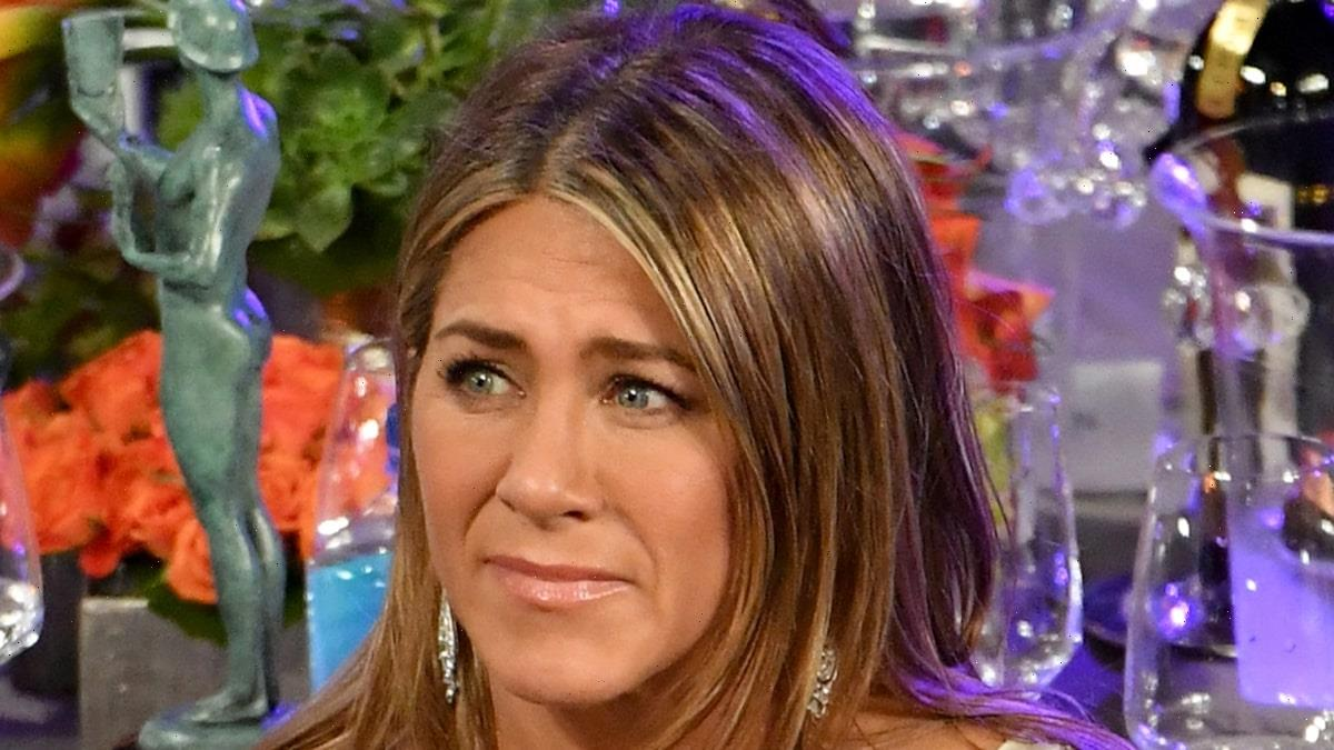 Jennifer Aniston Explains Why She Cut Friends Out Who Aren't Vaccinated