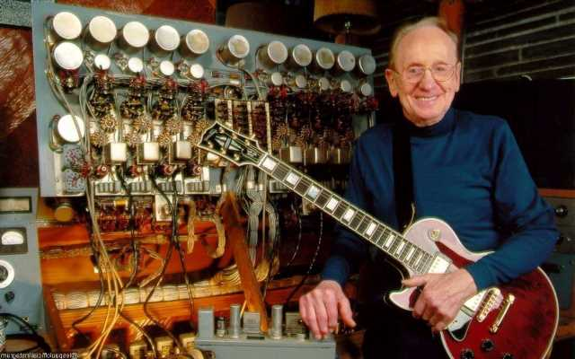 Les Paul's 'Number One' Gibson Guitar to Go Under the Hammer