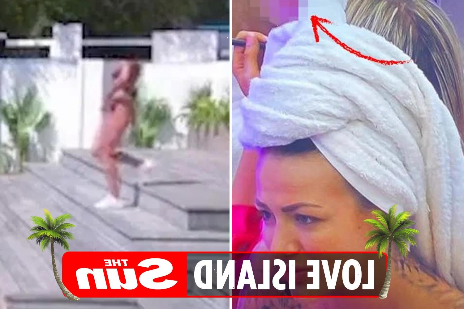 Love Island's biggest blunders – from flashing star's boob to missing heads in bizarre editing fails