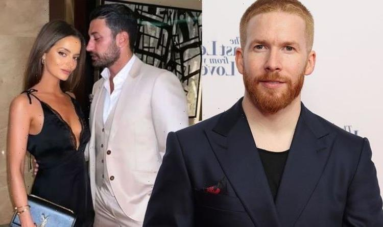 'Needs someone to be strong with him' Neil Jones lifts lid on Giovanni and Maura romance