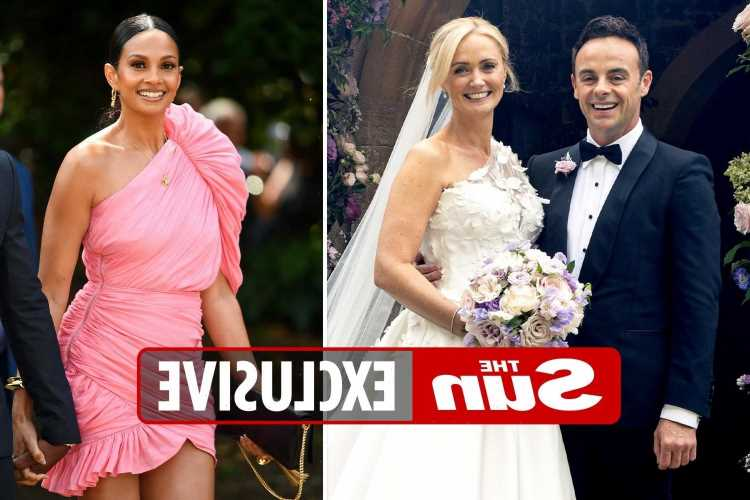 Newlywed Ant McPartlin treated hungover guests to spa day after '£200k' wedding