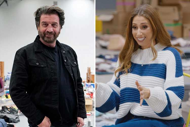 Nick Knowles accused by viewers of 'ripping off Stacey Solomon' with new show Big House Clearout