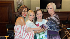 Samantha Who? Nicole Ari Parker Rounds Out 'Sex and the City' Reboot's Core Four
