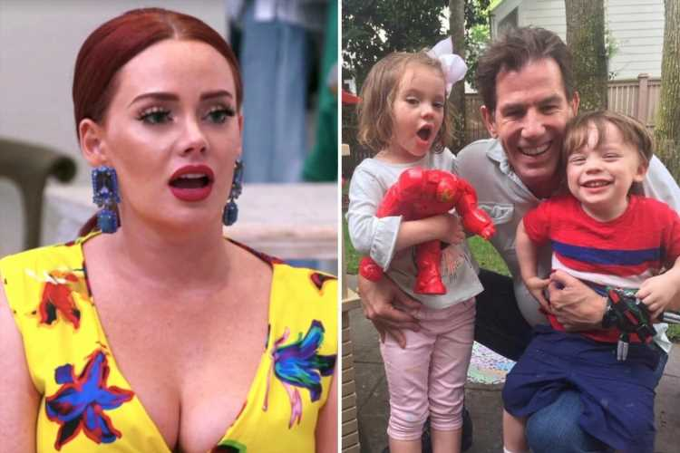 Southern Charm's Thomas Ravenel's children have moved into new home AWAY from mom Kathryn Dennis after full custody win