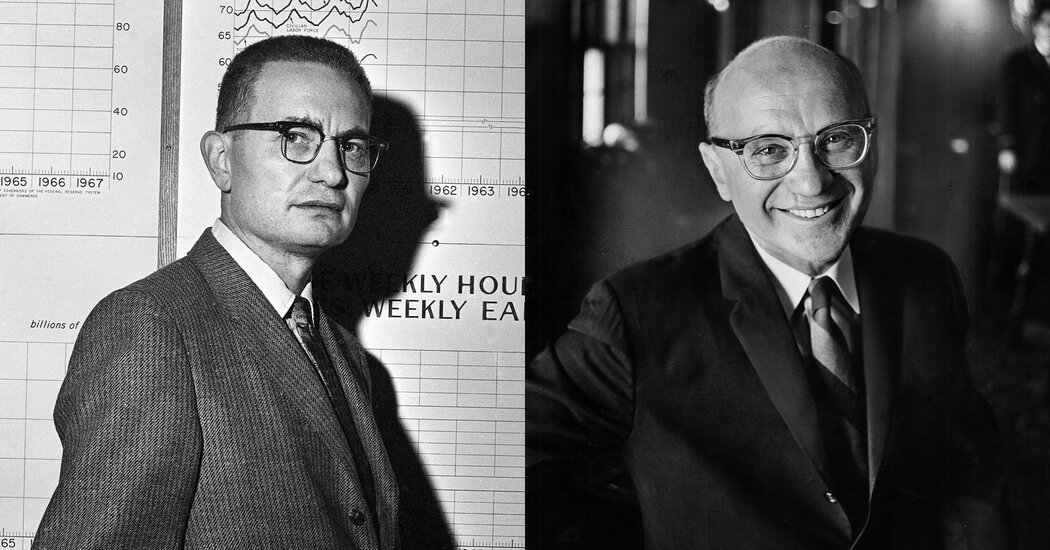 The Two Economists Who Fought Over How Free the Free Market Should Be