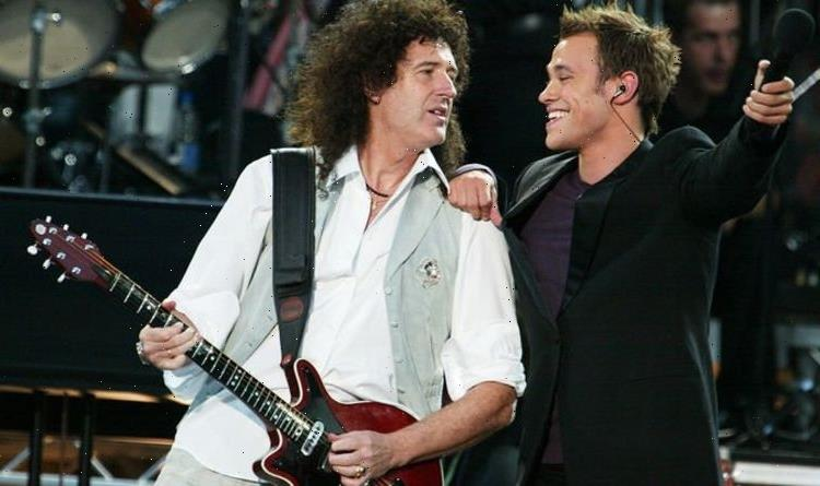 Will Young wasn't first choice We Are The Champions singer with Queen at Golden Jubilee