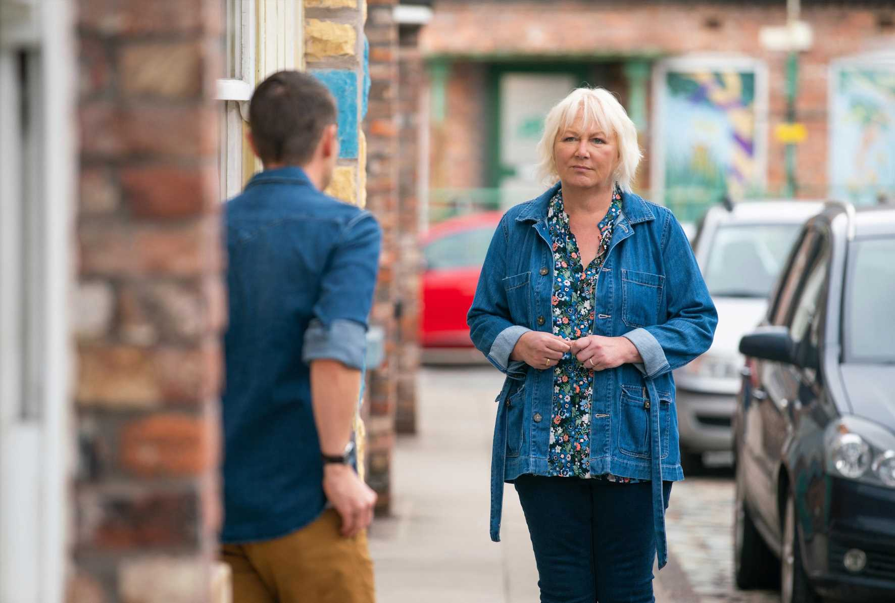 Coronation Street spoilers: Eileen Grimshaw makes a decision over George Shuttleworth after Phelan ashes horror