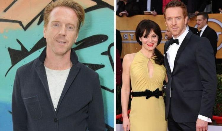 Damian Lewis puts on brave face at event in honour of late wife Helen McCrory 4 months on