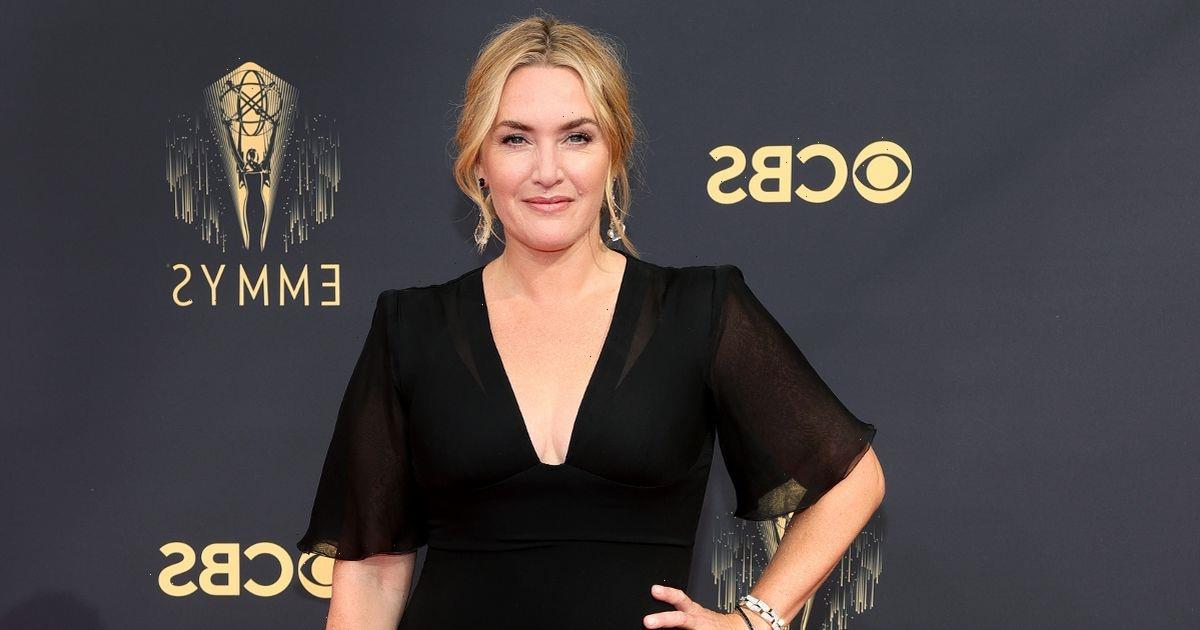 Emmy's sexiest looks from Kate Winslet plunging gown to sensational thigh splits