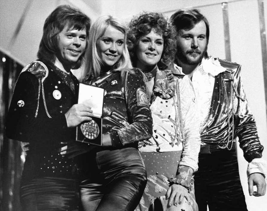 Flashback: ABBA Break Through With 'Waterloo' at Eurovision in 1974