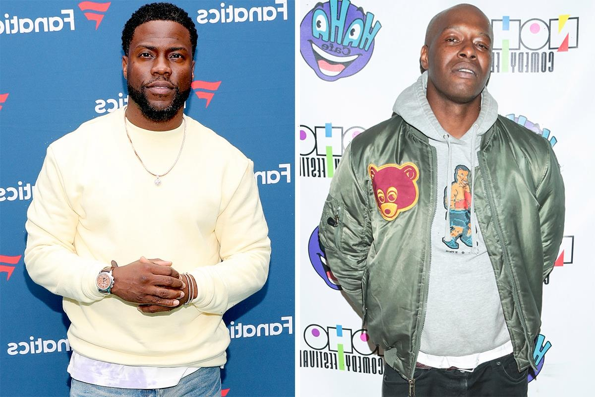 Fuquan Johnson remembered as 'icon' as Kevin Hart, Marlon Wayans & other stars mourn comic after tragic overdose death