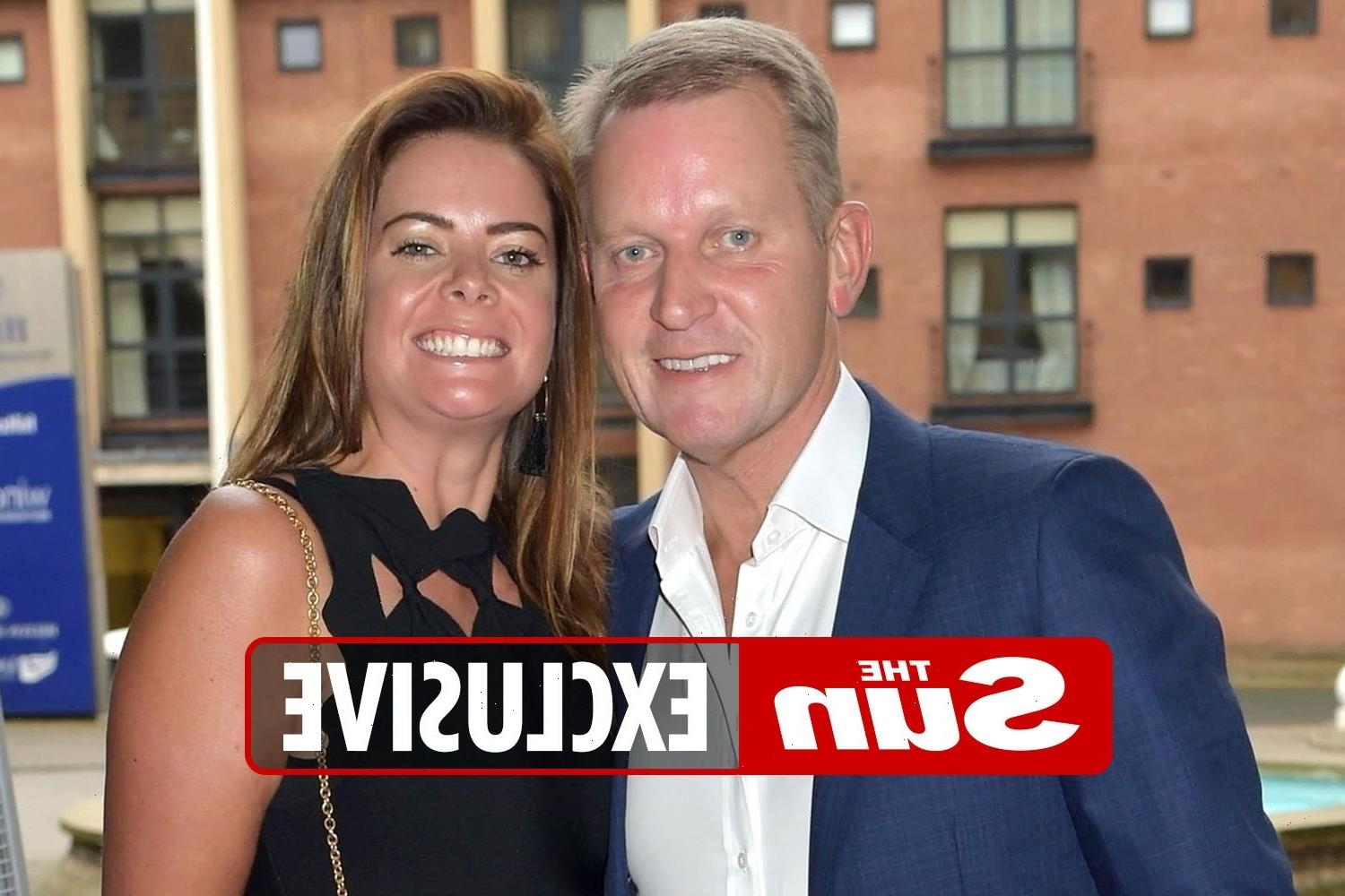 Jeremy Kyle reveals fiancée Victoria pulled him back from the brink after he fell into deep depression