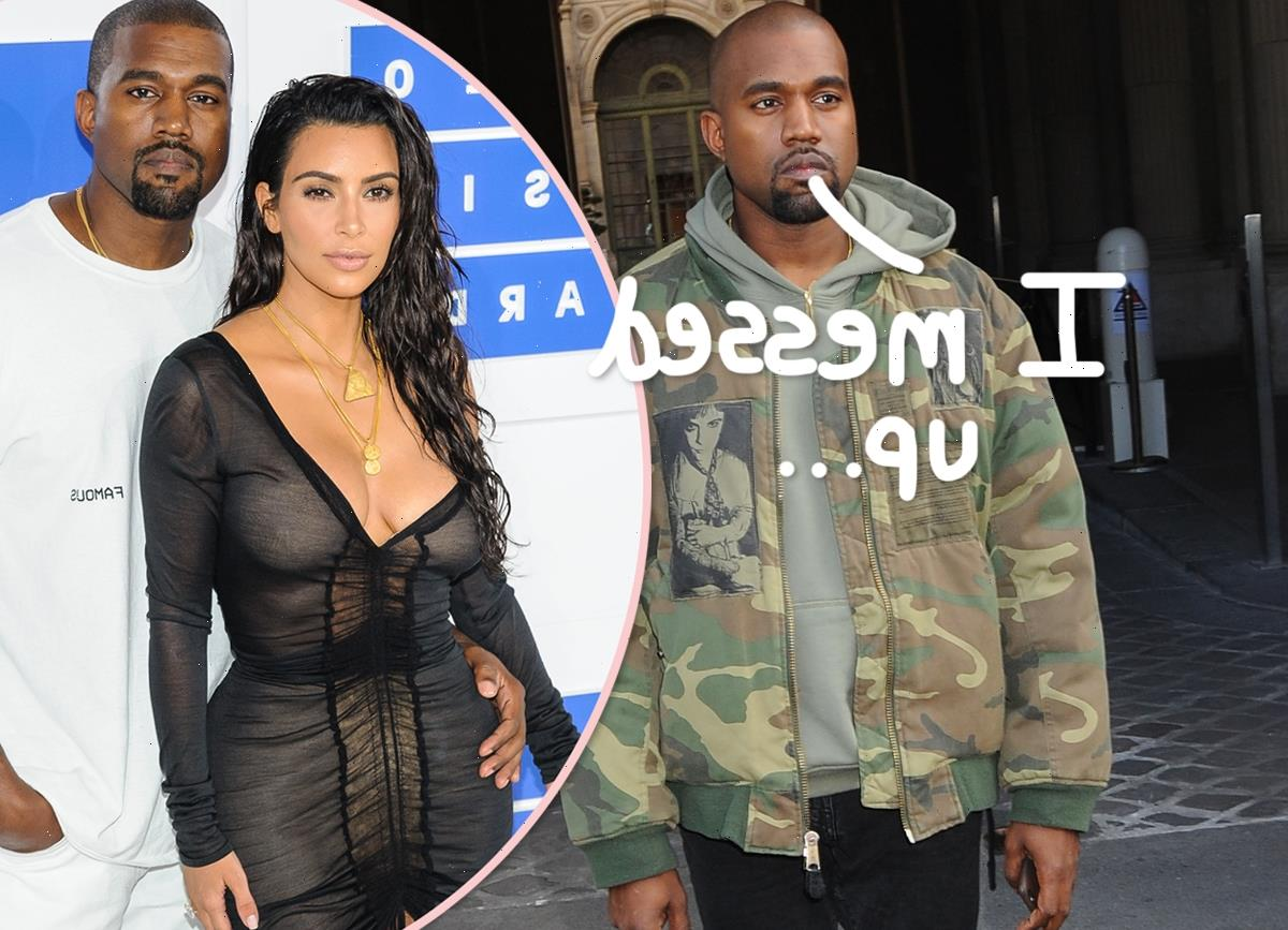 Kanye West 'Knows He Hurt Kim' When He Allegedly Cheated On Her During Their Marriage