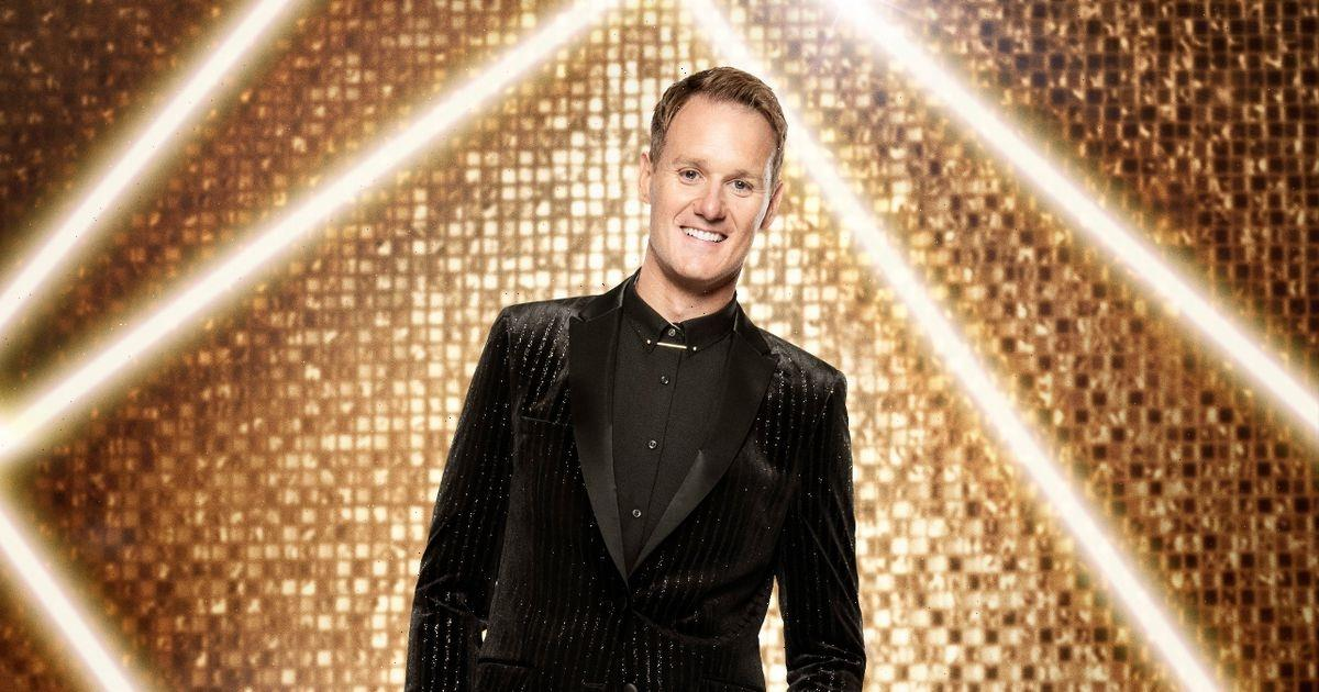 Strictly's Dan Walker debuts impressive weight loss and shows off 'loose pants'