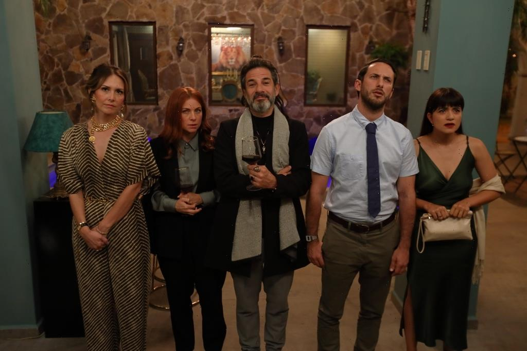 'Tequila Re-Pasado': First Look At Sony Pictures International Comedy Led By Sebastián Zurita; More Cast Confirmed