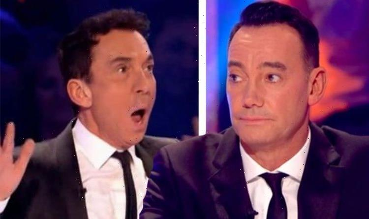 Craig Revel Horwood cheekily hints Strictly co-star Bruno Tonioli uses 'scripted material'