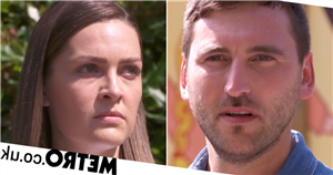 Damon bans Sienna from Brody's funeral in Hollyoaks