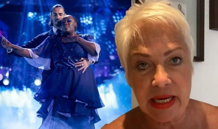 'Don't get it at all!' Denise Welch fumes as Strictly's Judi Love in the dance-off again