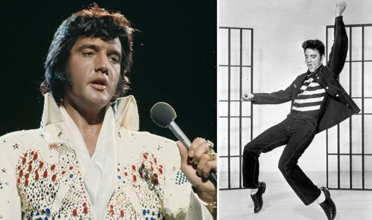Elvis Presley 'was a completely different person in private' says former girlfriend WATCH