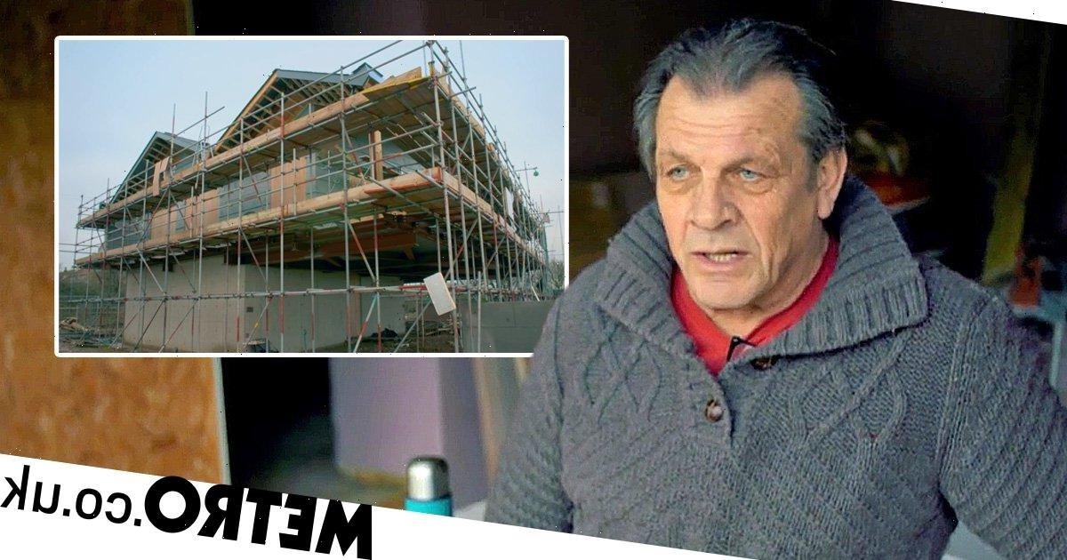 Grand Designs hopeful faces disaster after spending thousands on project
