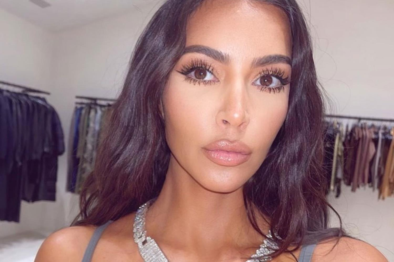 Kim Kardashian celebrates 41st birthday with her kids in 'lit' party at $60M mansion as ex Kanye West SNUBS her big day