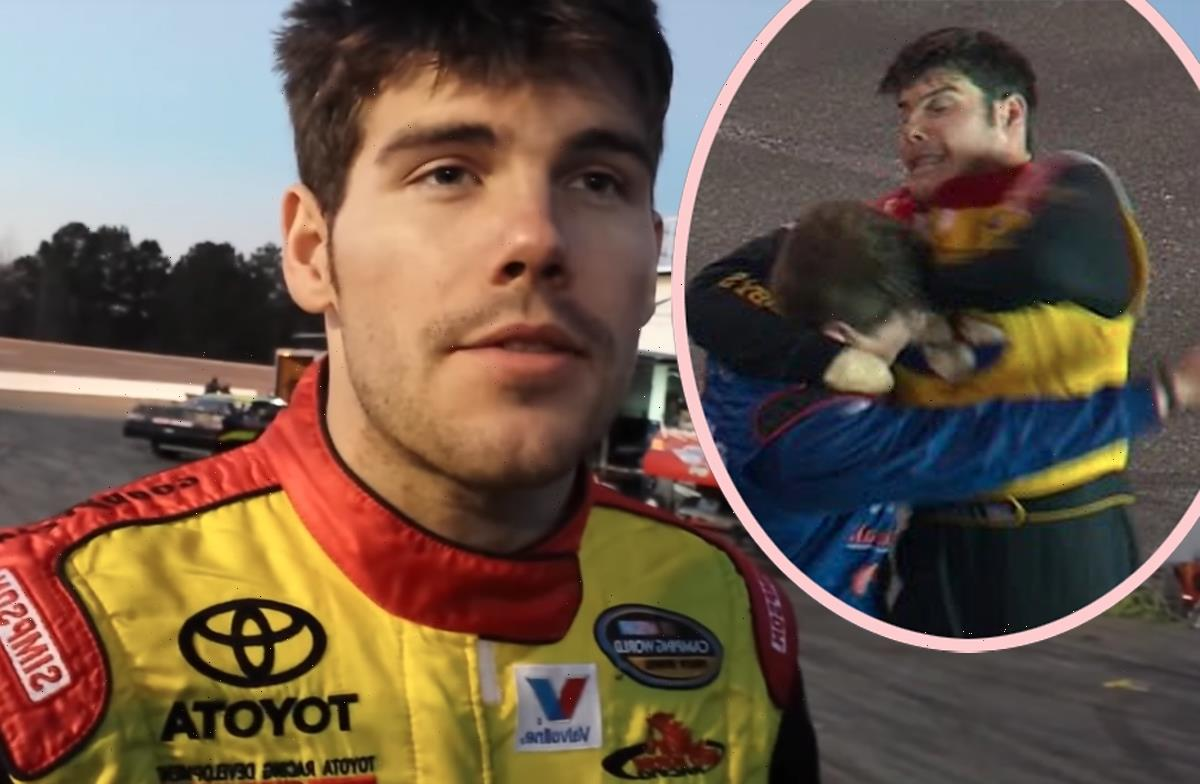 NASCAR Driver John Wes Townley Was Killed While Attacking His Ex-Wife With A Hatchet