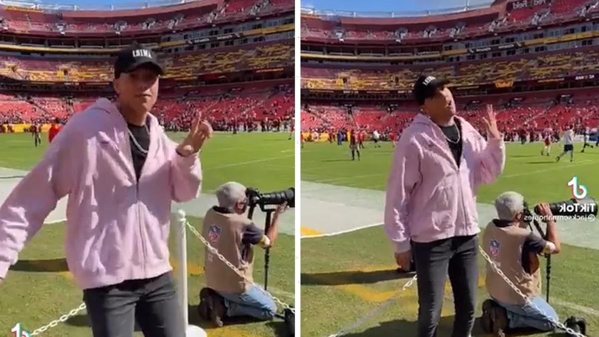 Patrick Mahomes' Brother Apologizes For Dancing On Sean Taylor Memorial